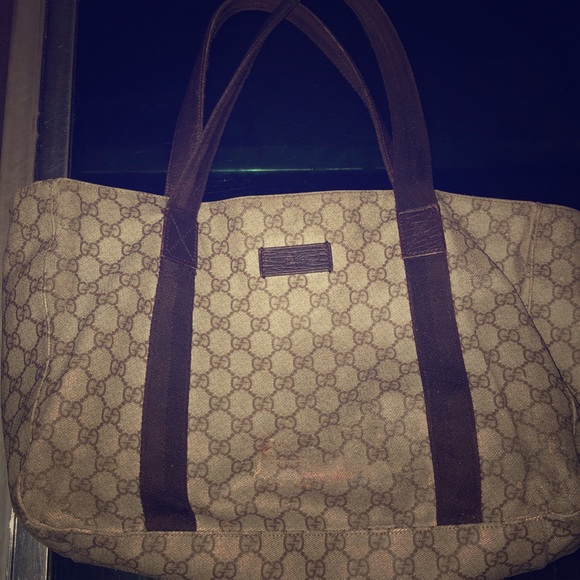 7a80f66feff4 Gucci Bags   Used Authentic Bag Take As Is   Poshmark